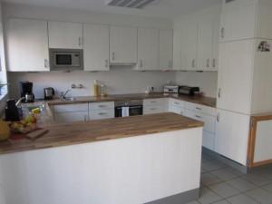 Küchenbereich von Lummerland