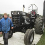 Christoph bei Tractor Pulling