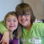 Lilly und Annika