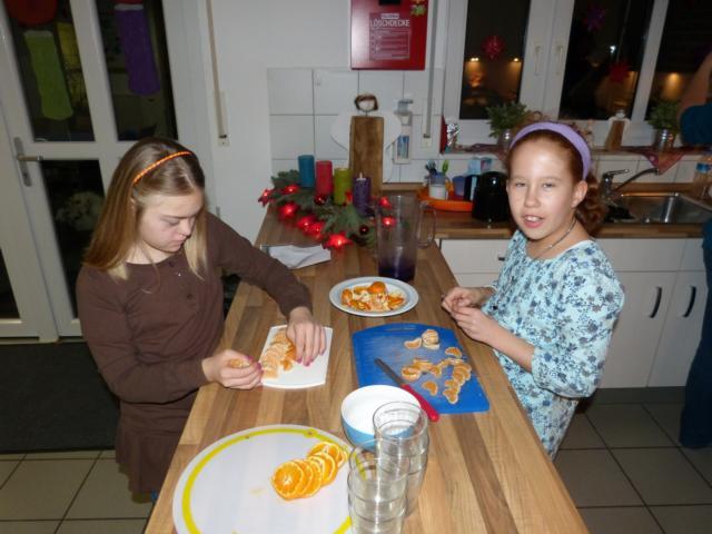 Lilly und Farina