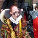 Lennard beim Karneval