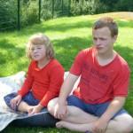 Anna und Fabian